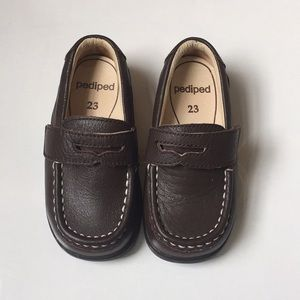 Pediped brown loafers 👞